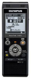 オリンパス OLYMPUS ICレコーダー V-873 ピアノブラック [8GB][録音機 ボイスレコーダー 小型 高音質 長時間]