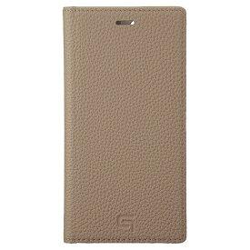 坂本ラヂヲ Shrunken-calf Leather Book for iPhone 11 Pro 5.8インチ TPE GBCSC-IP01TPE