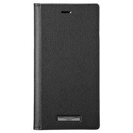 坂本ラヂヲ EURO Passione PU Leather Book for iPhone 11 Pro 5.8インチ BLK CBCEP-IP01BLK