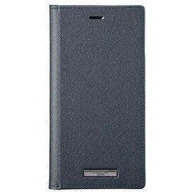 坂本ラヂヲ EURO Passione PU Leather Book for iPhone 11 Pro 5.8インチ NVY CBCEP-IP01NVY