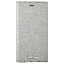 坂本ラヂヲ EURO Passione PU Leather Book for iPhone 11 6.1インチ GRY CBCEP-IP02GRY