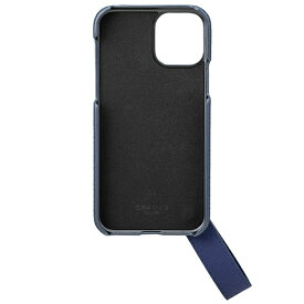 坂本ラヂヲ TAIL PU Leather Shell Case for iPhone 11 Pro 5.8インチ NVY CSCTL-IP01NVY