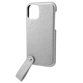 坂本ラヂヲ TAIL PU Leather Shell Case for iPhone 11 Pro 5.8インチ SLV CSCTL-IP01SLV
