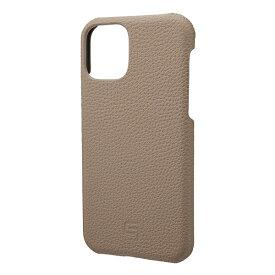 坂本ラヂヲ Shrunken-calf Leather Shell for iPhone 11 Pro 5.8インチ TPE GSCSC-IP01TPE