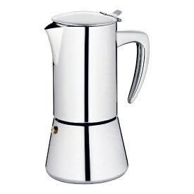 Kela ケラ エスプレッソコーヒーメーカー ラティーナ 6カップ用 300cc 10836 <PKE2702>[PKE2702]