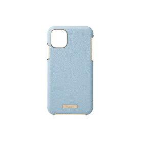 坂本ラヂヲ Shrink PU Leather Shell Case for iPhone 11 Pro Max 6.5インチ LBL CSCLS-IP03LBL