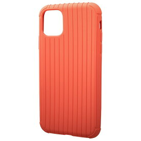 坂本ラヂヲ Rib Light TPU Shell for iPhone 11 6.1インチ ORG CSCRL-IP02ORG