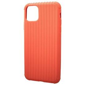 坂本ラヂヲ Rib Light TPU Shell for iPhone 11 Pro Max 6.5インチ ORG CSCRL-IP03ORG