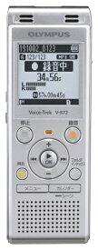 オリンパス OLYMPUS ICレコーダー V-872 シルバー [4GB][録音機 ボイスレコーダー 小型 高音質 長時間]