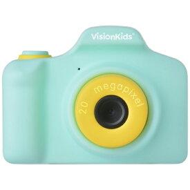 FOX VisionKids HappiCAMU+ ハピカムplus 子供用カメラ Japanese グリーン[JP052]