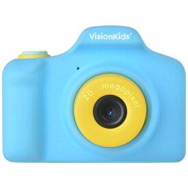 FOX VisionKids HappiCAMU+ ハピカムplus 子供用カメラ Japanese ブルー[JP050]