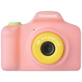 FOX VisionKids HappiCAMU+ ハピカムplus 子供用カメラ Japanese ピンク[JP051]