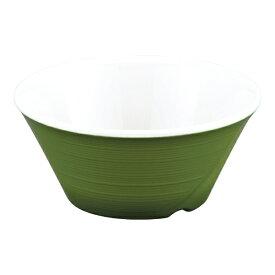 関西合成樹脂工業 メラミン 小鉢 ピクルスグリーン <RMRT306>[RMRT306]
