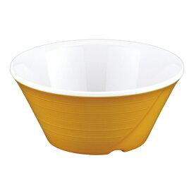 関西合成樹脂工業 メラミン 小鉢 マンゴーイエロー <RMRT302>[RMRT302]