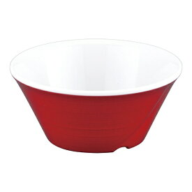 関西合成樹脂工業 メラミン 小鉢 カシスレッド <RMRT304>[RMRT304]