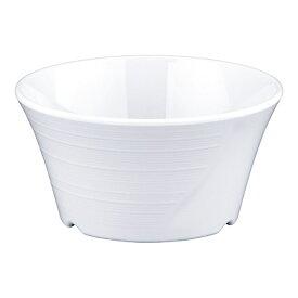 関西合成樹脂工業 メラミン 小鉢 大 ピュアホワイト <RMRT401>[RMRT401]