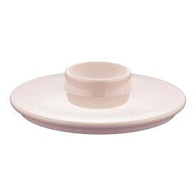 関西合成樹脂工業 メラミン キャセロール 蓋 ピンク <RMRT509>[RMRT509]