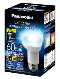 パナソニック Panasonic LED電球レフ電球タイプ LDR6DWRF6 [E26 /昼光色 /レフランプ形]