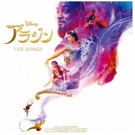 ユニバーサルミュージック (V.A.)/ アラジン ザ・ソングス【CD】