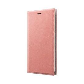MSソリューションズ iPhone 11 6.1インチ PRIME 手帳型ケース ピンク LP-IM19PRIPK
