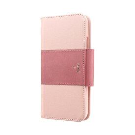 MSソリューションズ iPhone 11 6.1インチ PREMIER Katie 手帳型ケース ピンク LP-IM19PREKPK