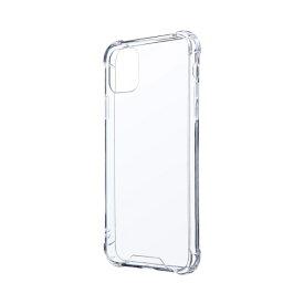 MSソリューションズ iPhone 11 Pro Max 6.5インチ CLEAR TOUGH HVケース クリア LP-IL19CTHCL