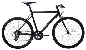 TERN ターン 650×28c クロスバイク Clutch クラッチ(マットブラック/420サイズ《適用身長:145〜155cm》8段変速) 【代金引換配送不可】