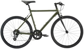 TERN ターン 650×28c クロスバイク Clutch クラッチ(カーキ/420サイズ《適用身長:145〜155cm》8段変速) 【代金引換配送不可】