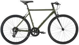 TERN ターン 650×28c クロスバイク Clutch クラッチ(カーキ/480サイズ《適用身長:155〜165cm》8段変速) 【代金引換配送不可】