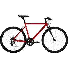 TERN ターン 650×28c クロスバイク Clutch クラッチ(レッド/510サイズ《適用身長:165〜175cm》8段変速) 【代金引換配送不可】