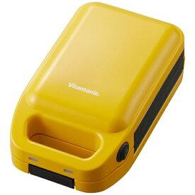 ビタントニオ Vitantonio VHS-10-CH 厚焼きホットサンドベーカー(チーズ) ビタントニオ チーズ[VHS10CH]