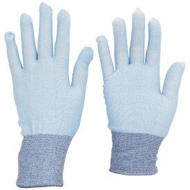 ミドリ安全 MIDORI ANZEN ミドリ安全 耐切創性手袋 カットガード182 ブルー 最薄手タイプ S CUT