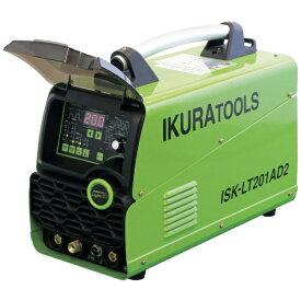 育良精機 IKURA TOOLS 育良 ライトティグISK−LT201AD2(40066) ISK-LT201AD2