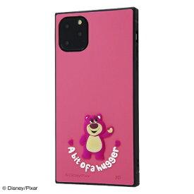 イングレム Ingrem iPhone 11 Pro Max 6.5インチ / 『ディズニー・ピクサーキャラクター』/耐衝撃ハイブリッド シリコン KAKU/ 『トイ・ストーリー/ロッツォ』 IS-DP22KOS1/LT