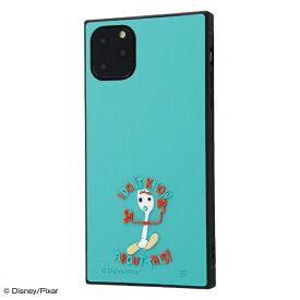 イングレム Ingrem iPhone 11 Pro Max 6.5インチ / 『ディズニー・ピクサーキャラクター』/耐衝撃ハイブリッド シリコン KAKU/ 『トイ・ストーリー/フォーキー』 IS-DP22KOS1/KY