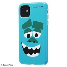 イングレム Ingrem iPhone 11 6.1インチ / 『ディズニーキャラクター』/TPUソフトケース クローズアップ/サリー IS-DP21H/SU