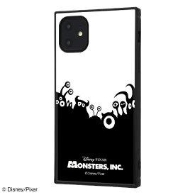 イングレム Ingrem iPhone 11 6.1インチ / 『モンスターズ・インク』耐衝撃ハイブリッドケース KAKU /『モンスターズ・インク』_22 IQ-DP21K3TB/MI003