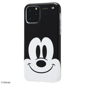イングレム Ingrem iPhone 11 Pro 5.8インチ / 『ディズニーキャラクター』/TPUソフトケース クローズアップ/ミッキー IS-DP23H/MK