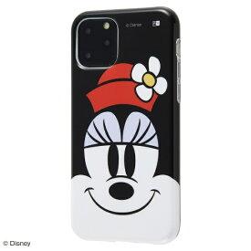 イングレム Ingrem iPhone 11 Pro 5.8インチ / 『ディズニーキャラクター』/TPUソフトケース クローズアップ/ミニー IS-DP23H/MN