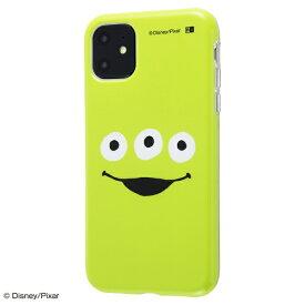 イングレム Ingrem iPhone 11 6.1インチ / 『ディズニーキャラクター』/TPUソフトケース クローズアップ/エイリアン IS-DP21H/AL