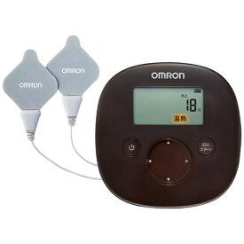 オムロン OMRON 温熱低周波治療器 HVF322BW HV-F322-BW【ribi_rb】