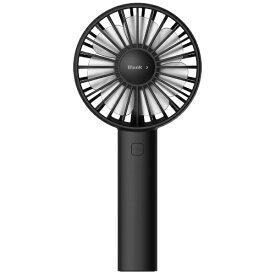 IRIVER LFAND1-190011 携帯扇風機 ハンディファン STORM MONSTER S RICH BLACK