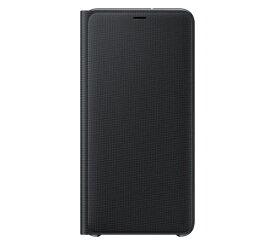 SAMSUNG サムスン 【サムスン純正】Galaxy A7用 Wallet Cover ブラック EF-WA750PBEGJP