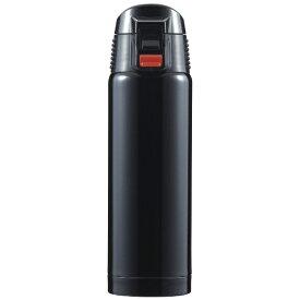 タフコ tafuco ジール ワンプッシュ式 携帯マグ 500ml ブラック F-2443[F2443]