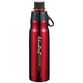 タフコ tafuco アクティブボーイ2 レッド 500ml 保冷専用直飲みボトル F-2663[F2663]