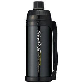 タフコ tafuco アクティブボーイ2 ブラック 1.0L 保冷専用直飲みボトル F-2665[F2665]