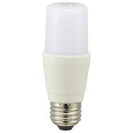 オーム電機 OHM ELECTRIC LED電球 T形 E26 1106lm LDT9L-GIG92 電球色