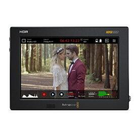 BlackmagicDesign ブラックマジックデザイン Blackmagic Video Assist7インチ 12G HDR HYPERD/AVIDA12/7HDR[7インチHDRモニター]