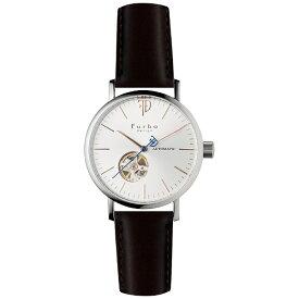 フルボ FURBO メンズ腕時計 Automatic F2002 F2002BRNV ネイビー