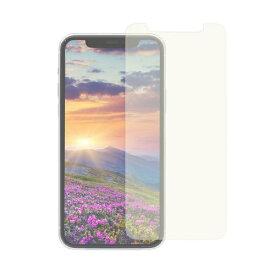 OWLTECH オウルテック iPhone 11 Pro/Xs/X 5.8インチ 画面保護ガラス フレームレス 貼付けキット付き 3次強化ガラス 0.33mm厚 クリア&ブルーライトカット OWL-GUIB58-BC